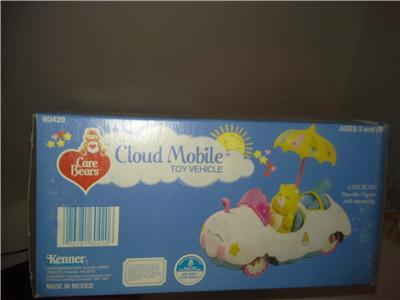 Care Bear Cloud Car For Sale