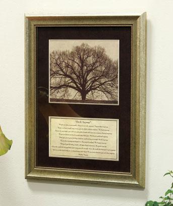 INSPIRATIONAL-DO-IT-ANYWAY-MATTED-FRAMED-WALL-HANGING-POEM-BY-MOTHER ...
