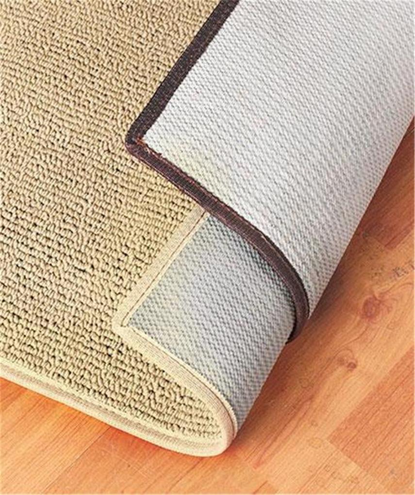 Extra long nonslip floor runner rug w latex backing 60 90 120 in 3 colors ebay - Extra long carpet runners ...