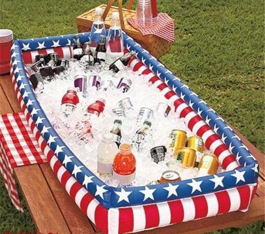 AMERICANA-PARTY-PICNIC-BBQ-HEAVY-DUTY-VINYL-INFLATABLE-FOOD-DRINK ...