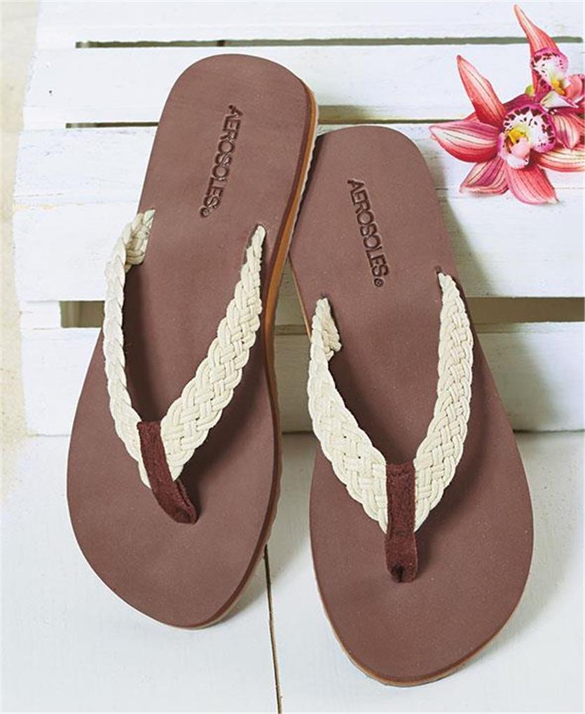 Women S Comfort Aerosoles 174 Thong Style Flip Flop Sandals