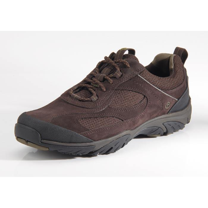 Rockport-Mens-Bandora-Lace-Up-Walking-Shoes-Trainers-Brown-Dark-Grey