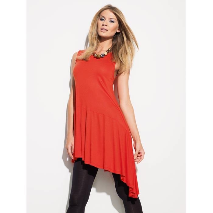 Asymmetric Drape Dress: Ladies Womens Party Summer Asymmetric Drape Dress Mango