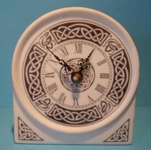 Celtic Design Horizon Porcelain Scotland Mantel Quartz