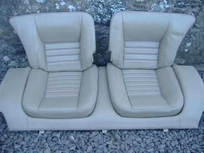 JAGUAR XJS REAR CAR SEATS | eBay