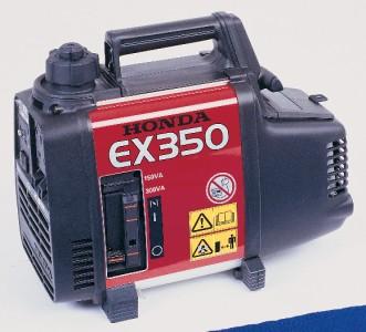 honda ex350 generator portable camping cabin generator