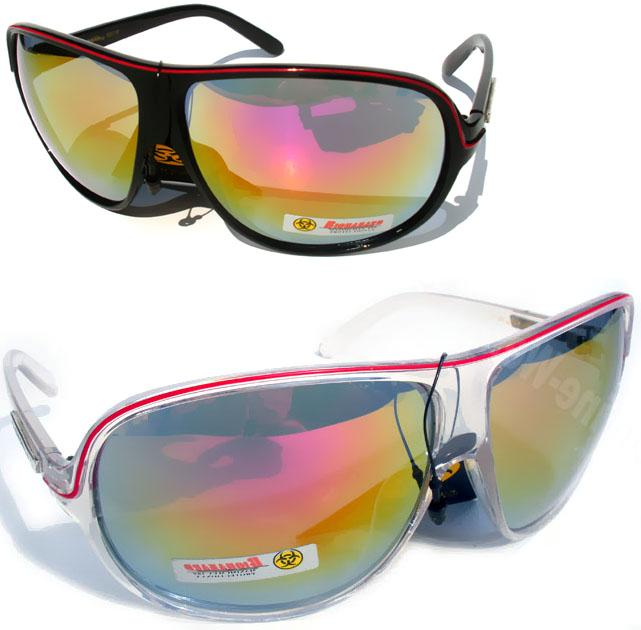 aviator designer sunglasses  designer sports biohazard