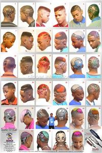 Barber Guide : African American Barber Guide Hairstyle Gallery LONG HAIRSTYLES