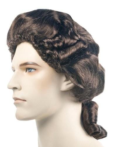 Costume Wigs Men 18th Century 26