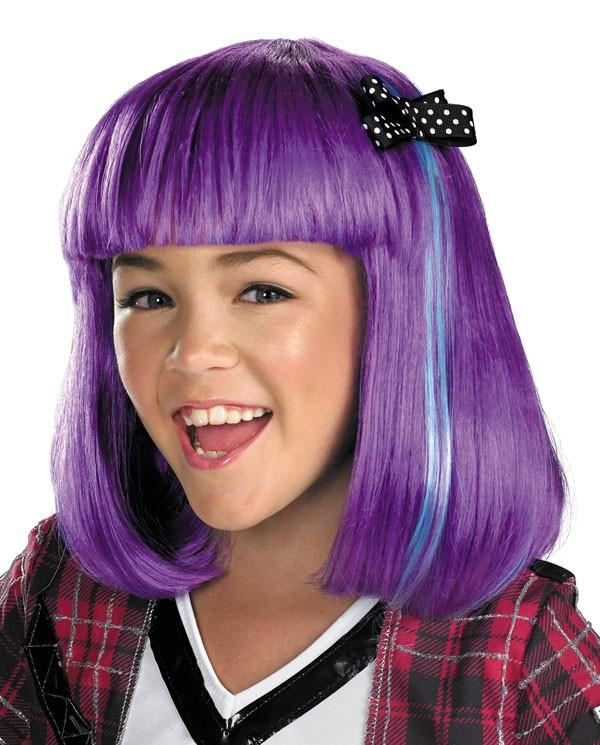 Hannah Montana Lola Luftnagle Deluxe Child Costume Wig Ebay