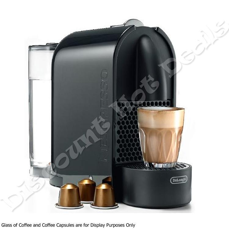 Ristretto Coffee Maker ~ Nespresso delonghi u coffee capsules machine maker