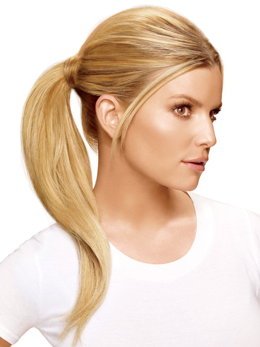 Jessica Simpson Ponytail Extension Colors Human Hair Extensions