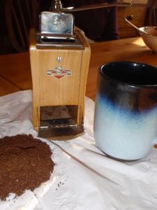 Kym Coffee Grinder Hand Crank