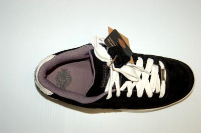 3712a7445ad2a4 Ebay Skate Shoes on Harley Davidson Static Men S Skate Shoe D93017 Ebay