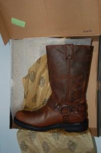Harley Davidson Lantry Mens Boots D91329 BR Size 11 5