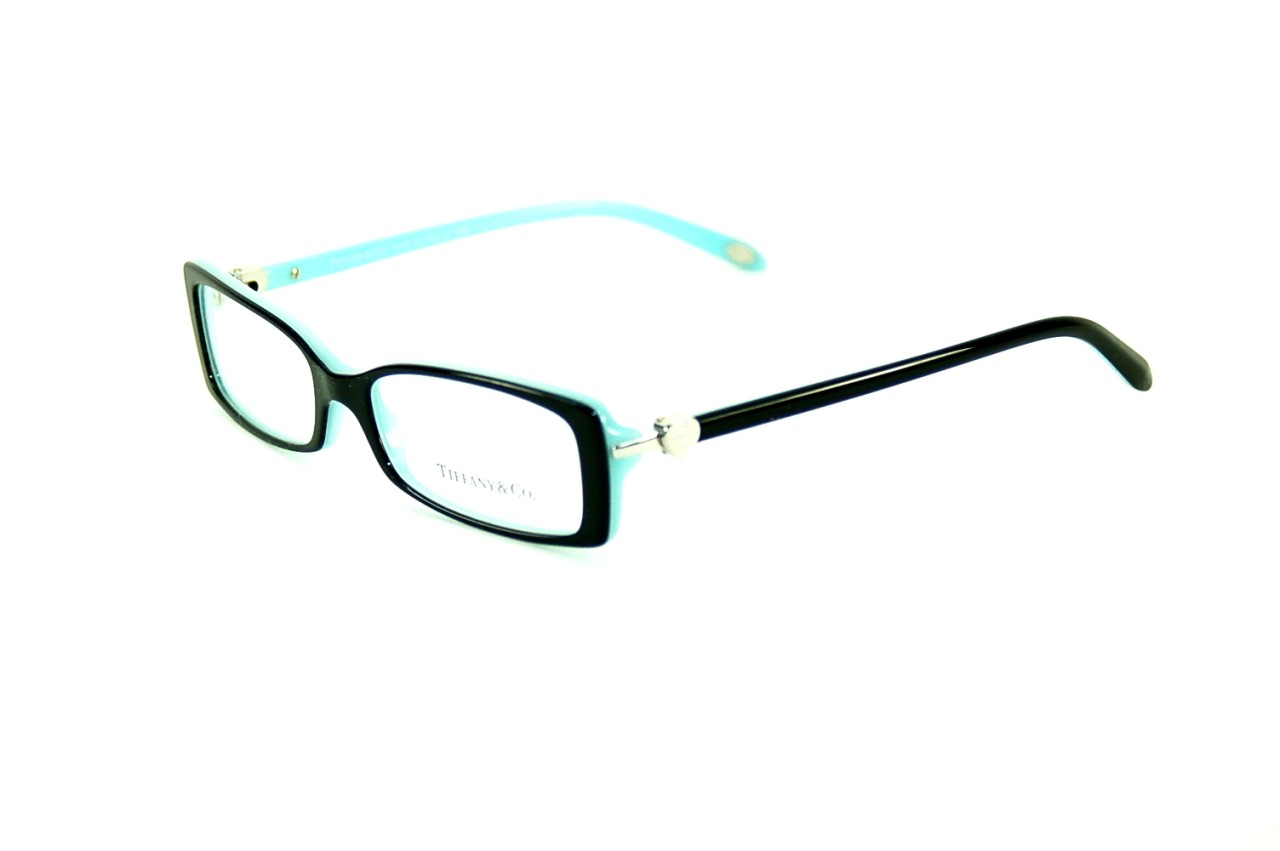 Glasses Frames Tiffany : Tiffany & Co. Eyewear Reading Glasses TF 2035 8055 Black ...