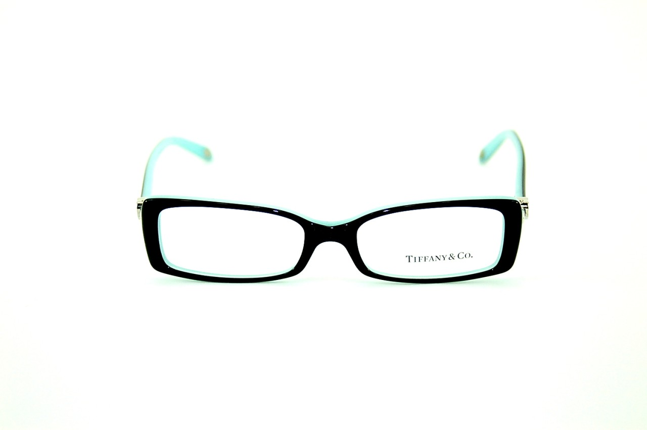 Tiffany Glasses Frames New York : Tiffany & Co. Eyewear Reading Glasses TF 2035 8055 Black ...
