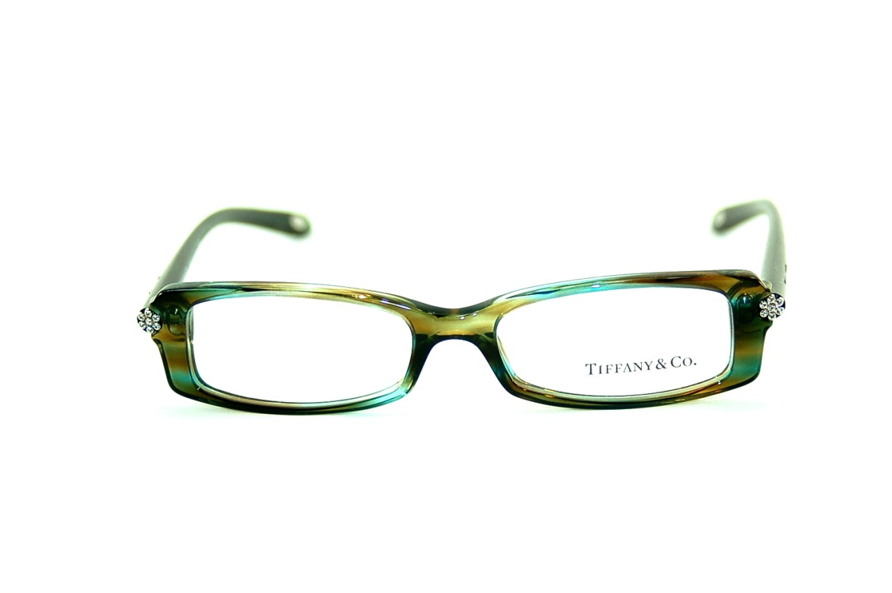 Tiffany Glasses Frames New York : Tiffany & Co. Eyewear Reading Glasses TF 2049B 8124 Ocean ...