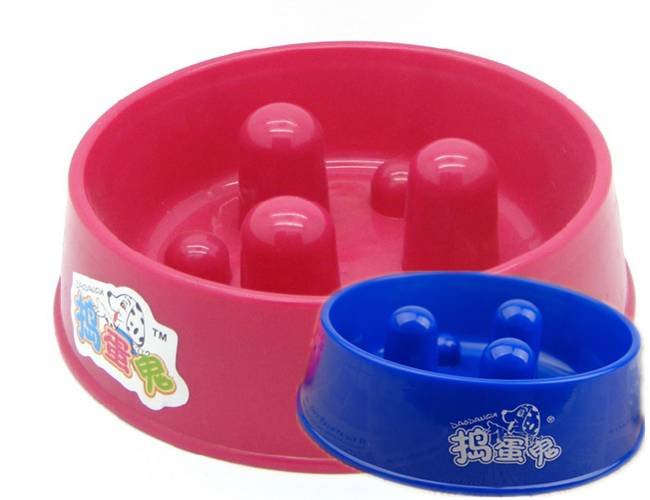 Anti Gulp Dog Bowl Pets At Home