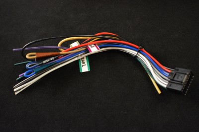 kenwood kdc 128 kdc128 genuine16 pin wire harness pay today ships if you desire to purchase the item we will create the listing special order items have average turn around time of 2 7 working days