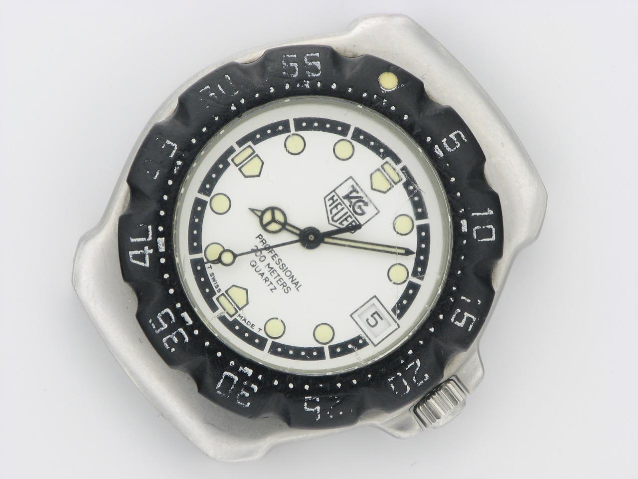 Tag Heuer Formula 1 Stainless Steel Men's Vintage watch ...