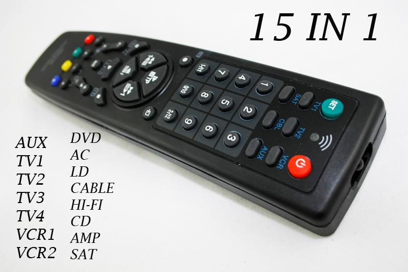Urc22b 15 Universal Remote Instructions