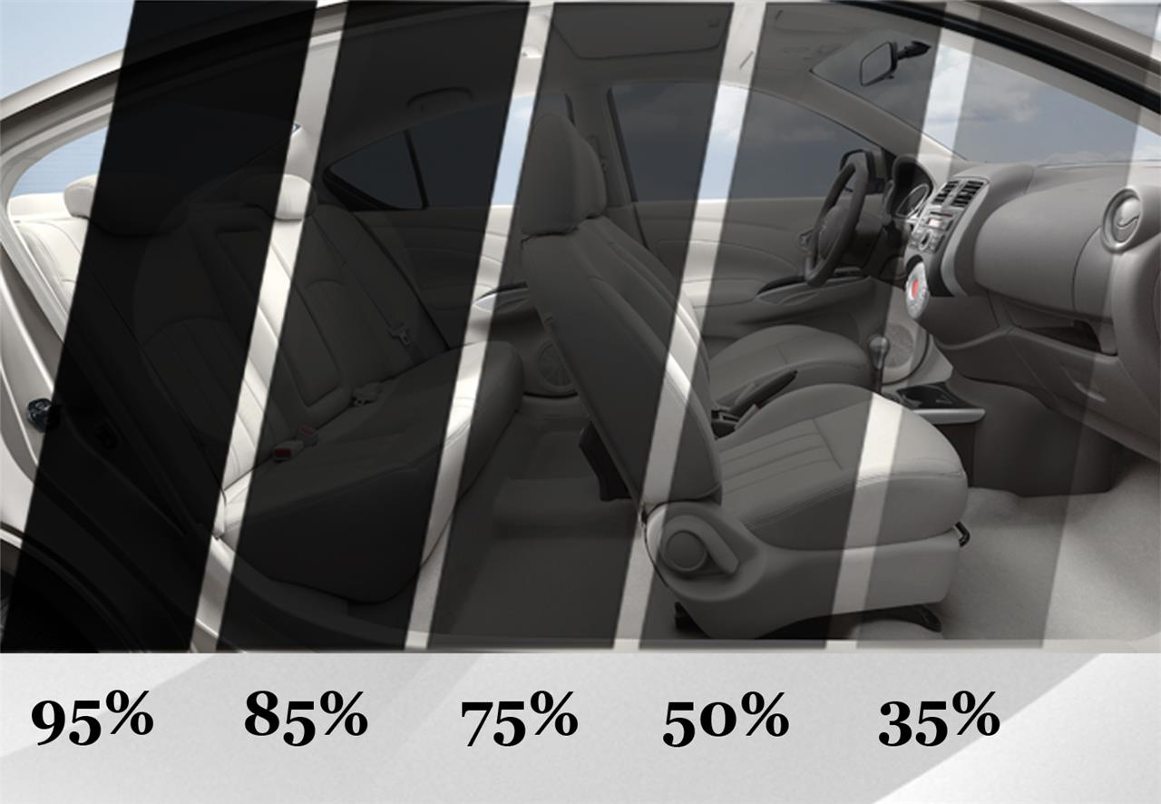 film teint pellicule vitres auto voiture 3m x 50cm 85 eclipser ebay. Black Bedroom Furniture Sets. Home Design Ideas
