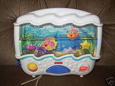 Fisher Price Ocean Wonders Aquarium Crib Toy Instructions