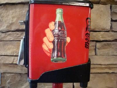 Coca-Cola Westinghouse WC-42T Vintage Vending Machine (Northville