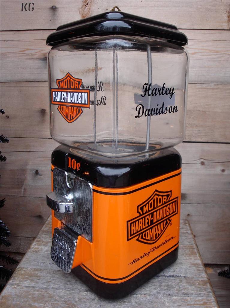 Vintage Harley Motorcycle Parts 121