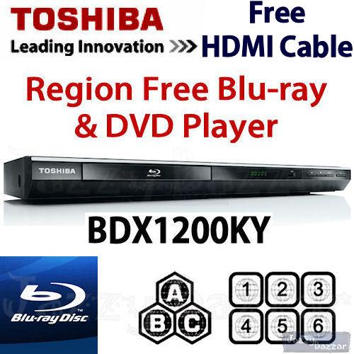 how to tell if dvd player is multi region