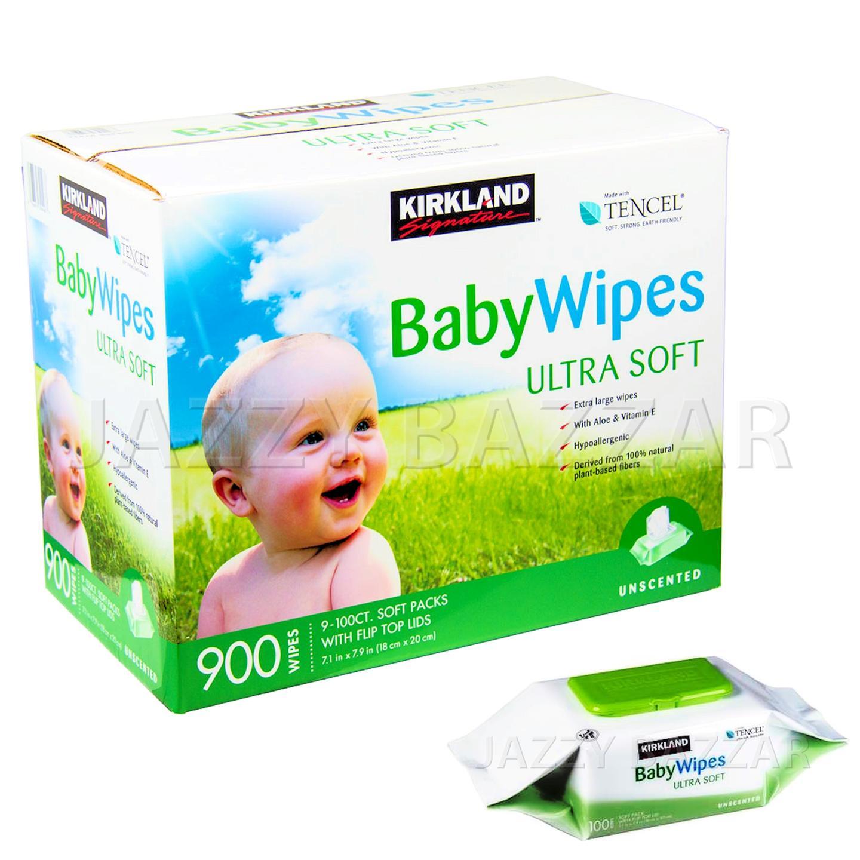 Kirkland Unscented Baby Wipes Baby Children S Goods