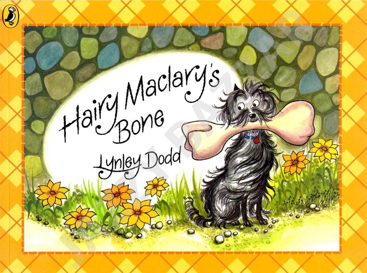 Hairy Maclary, Shoo by Lynley Dodd (Board book, 2011)