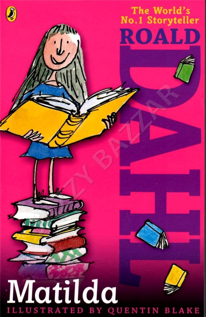 the childrens book master roald dahl The author of matilda, charlie and the chocolate factory, and james and the giant peach was the master of his own language  the oxford roald dahl  50 children's books with a positive.