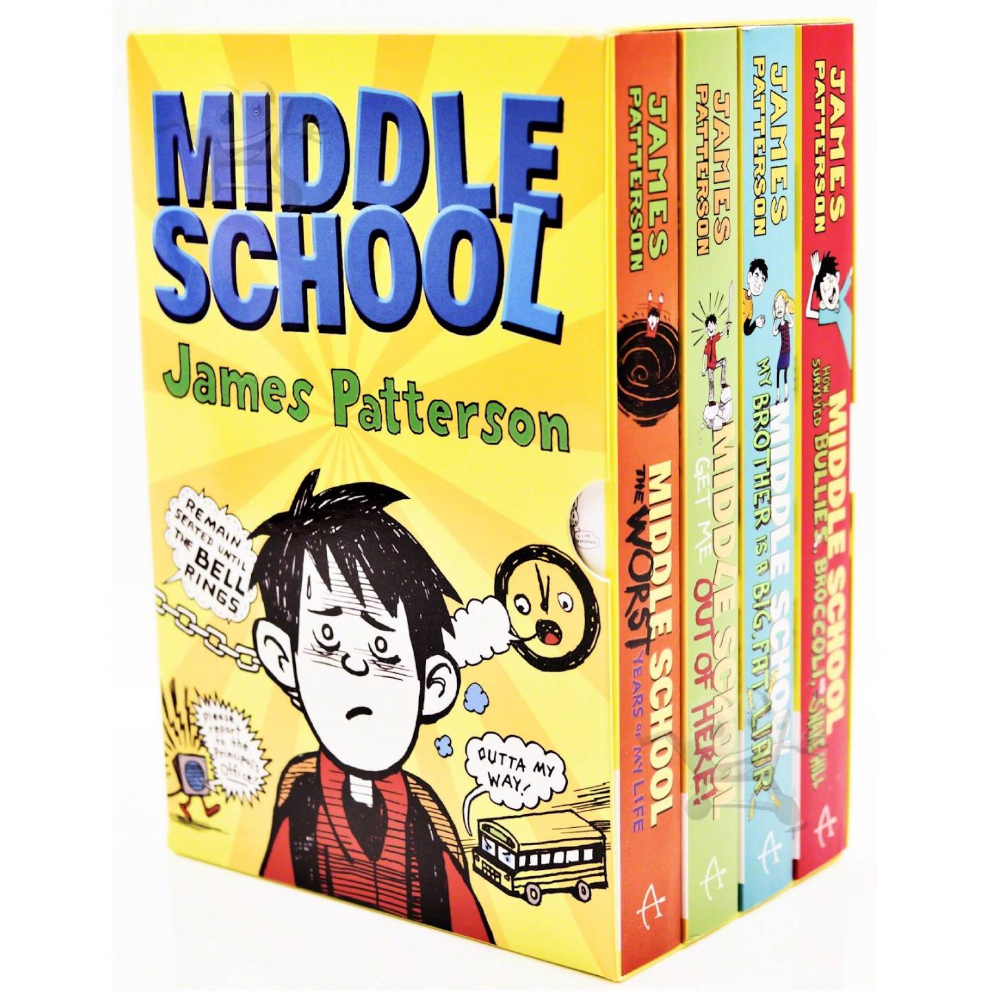 book report middle school series The official website for the hilarious new series from #1 new york times bestselling author james patterson.