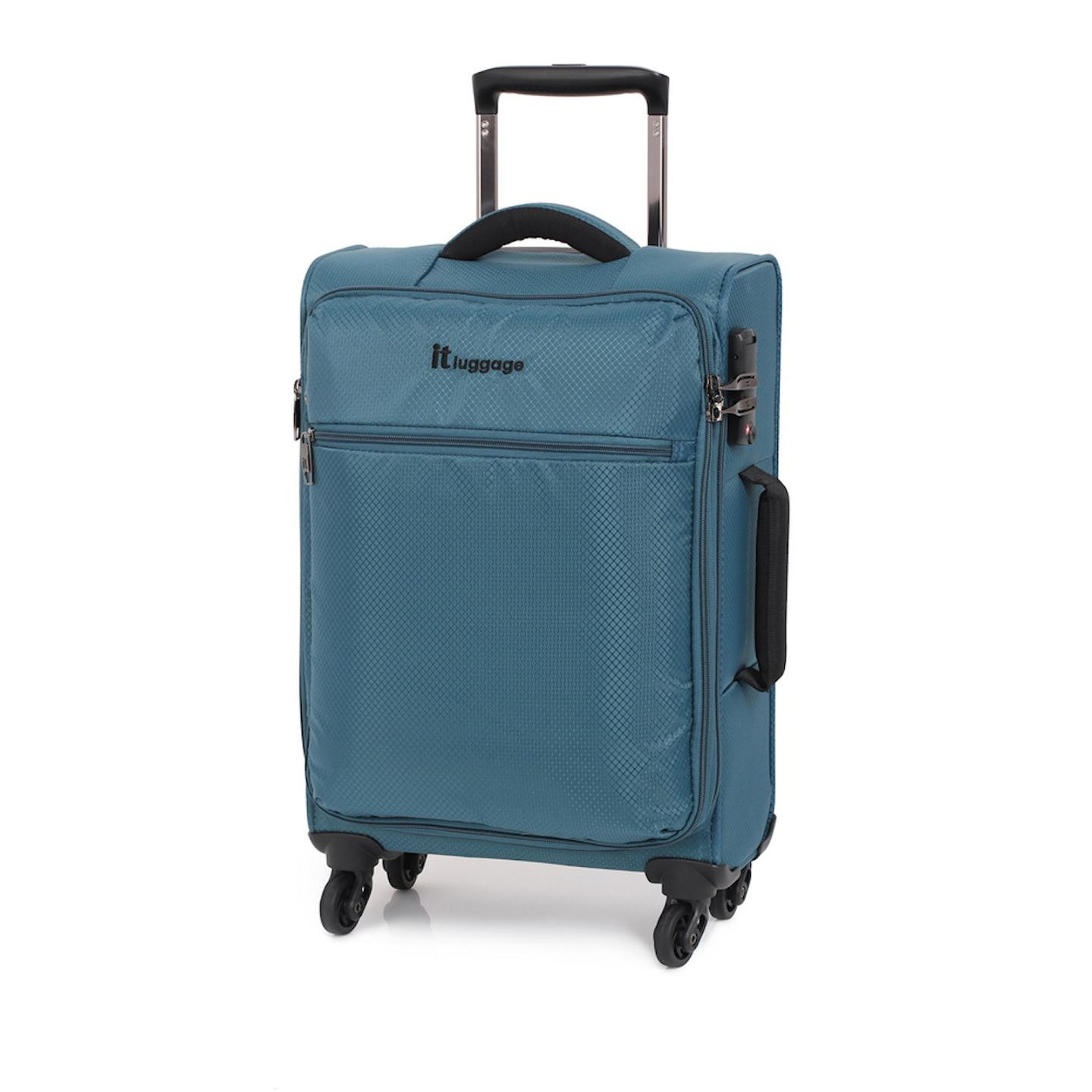 it carry on luggage the lite trolley cabin bag lightweight. Black Bedroom Furniture Sets. Home Design Ideas