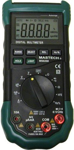 Sinometer MS8268 AC DC Auto Manual Range Digital Multimeter at Sears.com