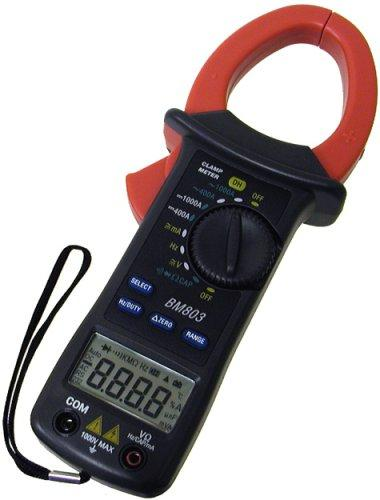 Sinometer BM803 Auto Manual Range AC DC 1000A Clamp Meter at Sears.com