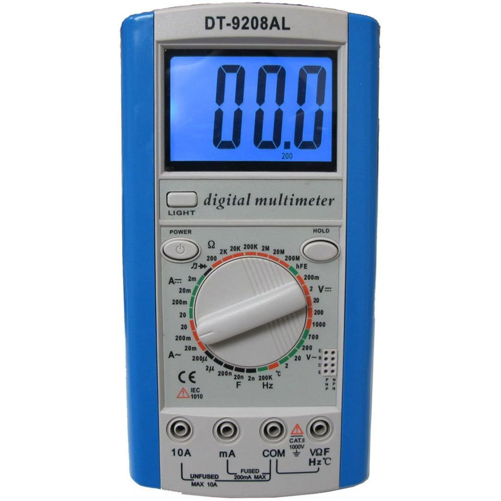 Sinometer DT9208AL AC DC 20A Digital Multimeter DMM at Sears.com