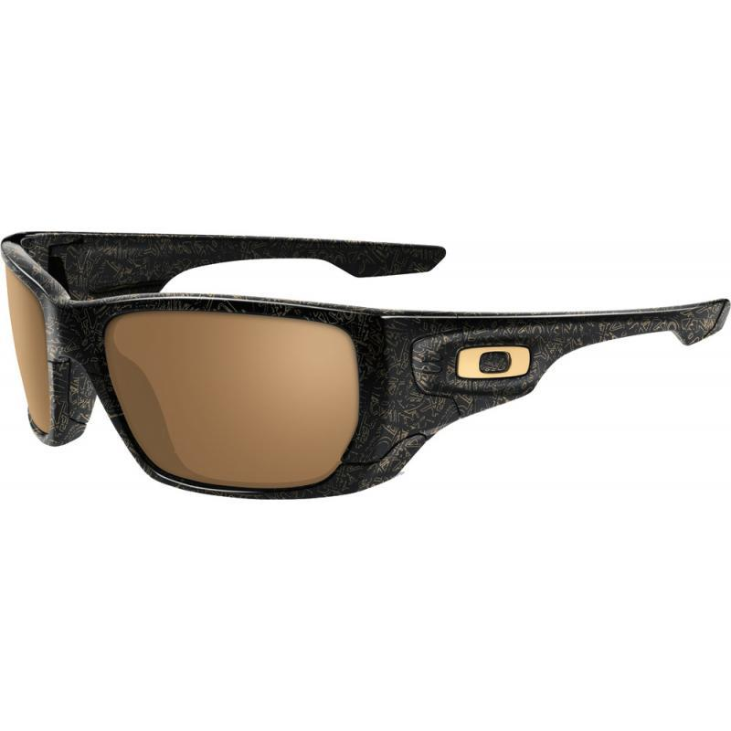 Oakley Gold Frame Sunglasses : NEW OAKLEY STYLE SWITCH SUNGLASSES POLISHED BLACK GOLD ...