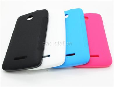 Silicon TPU Gel Phone Cover Case Back Skin for Lenovo Lephone A390