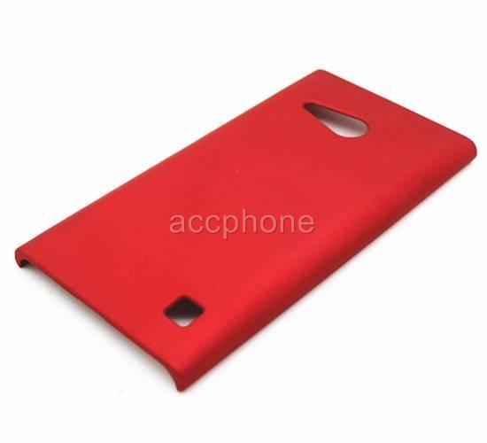 New Matte Hard Cover Case Skin Back For Nokia Lumia 730 Lumia 735 RM-1040 Dual