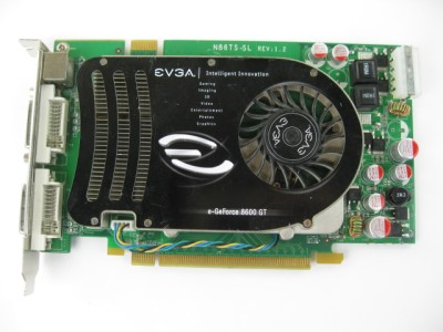 Palit Geforce 8600 Gt 512Mb Ddr2