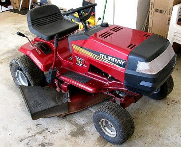 Old Murray Lawn Mower Manuals Pictures To Pin On Pinterest