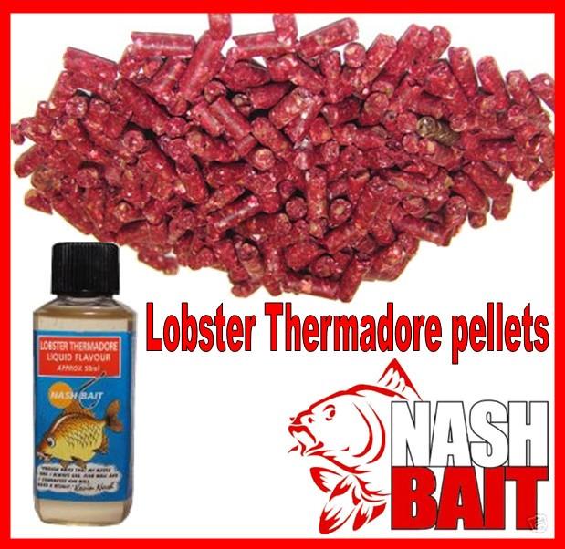 NASH-BAITS-LOBSTER-THERMADORE-CARP-PELLETS-2mm-CARP-BAIT-RED-ENERGY-PELLETS