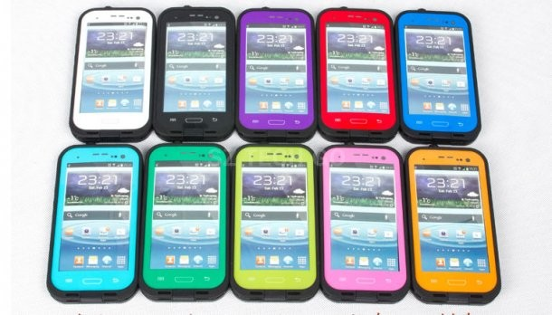 Shockproof Dirt Snow Proof pc Case Cover For Samsung Galaxy S3 i9300