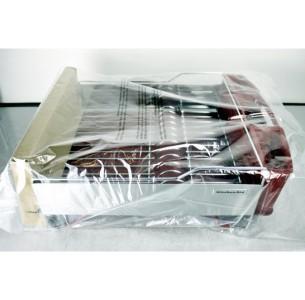 Brand New Kitchenaid Stainless Steel Dish Drying Rack Red