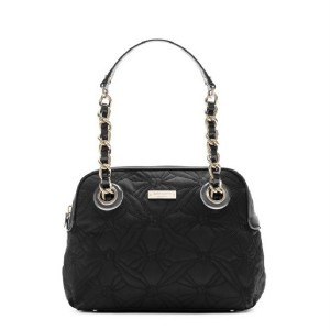 Kate Spade Marivaux Margot Black Satchel Handbag NWT