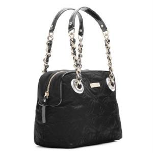 Kate Spade Marivaux Margot Black Satchel Handbag NWT