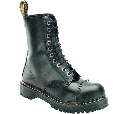 doc dr martens boots 8761 steel toe black uk size 6 13 7 8